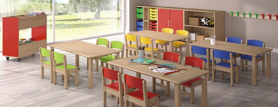 Sanlop Equipamiento Integral Mobiliario Escolar