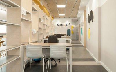 Proyecto de nuevas oficinas para Seridom