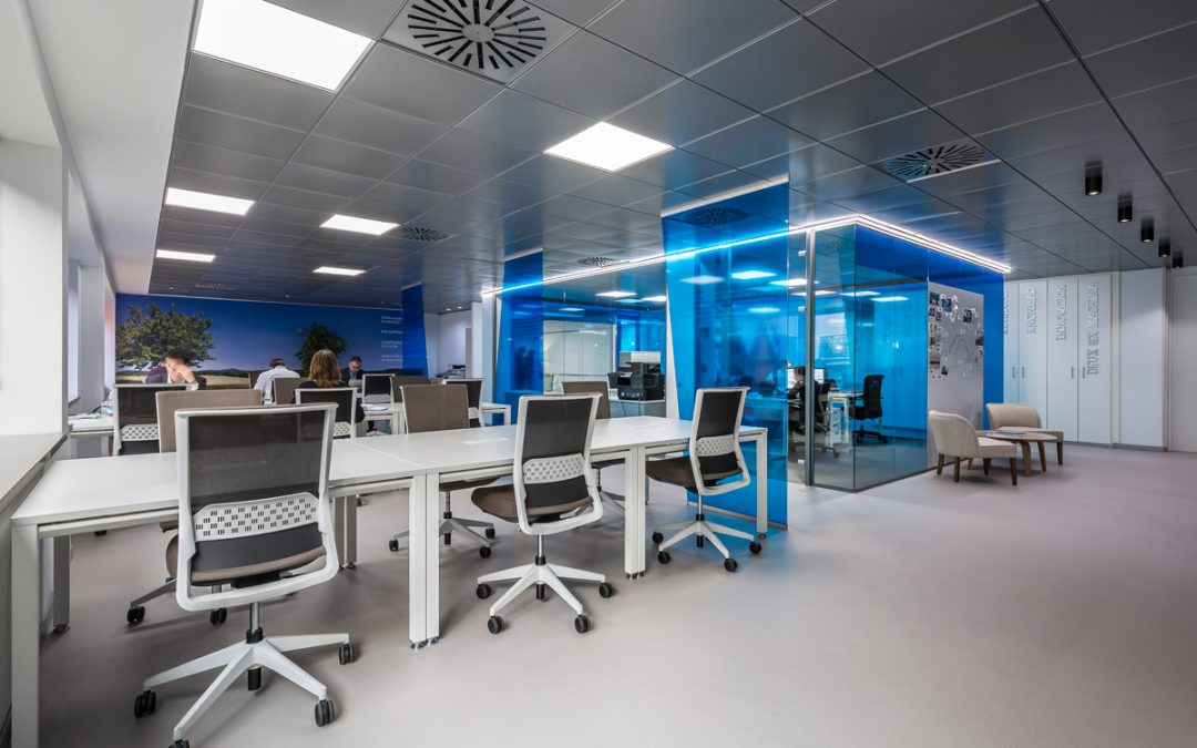 Oficinas Improven, más que un espacio de trabajo