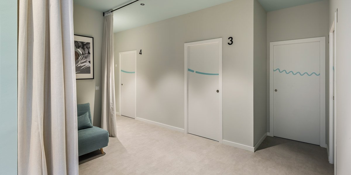 puertas clinica dental
