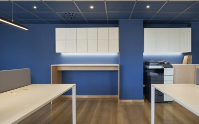 Mobiliario para oficinas en Valencia de Semeve