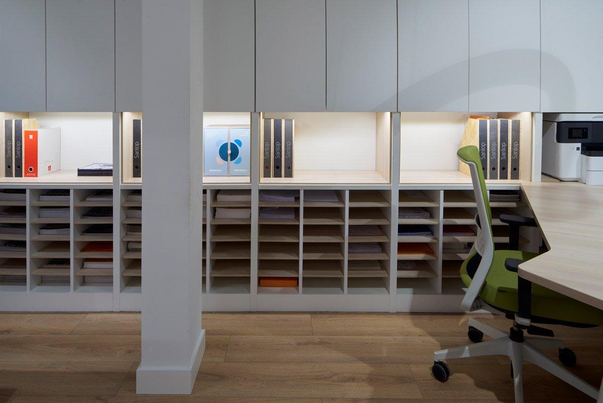 archivador para oficina actual