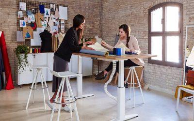 Sanlop lanza su catálogo con las nuevas tendencias en mobiliario para oficina